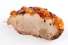 Испеченное жаркое свинины Стоковые Изображения RF