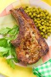 Испеченное мясо Стоковое фото RF