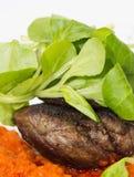 испеченное мясо Стоковые Фотографии RF