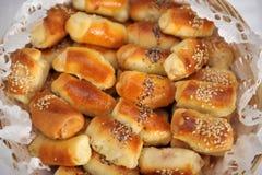 испеченное печенье Стоковые Фотографии RF