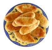 испеченное печенье Стоковое Фото