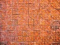 Испеченное тайское striped глиной Стоковые Изображения RF