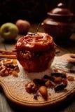 испеченное яблоко Стоковые Фотографии RF