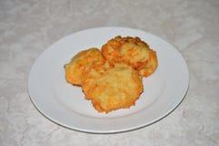 Испеченные картофельные пюре Стоковое Изображение RF