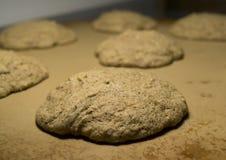 Испеченные печенья амаранта Стоковое Изображение RF