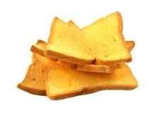 Испеченные печенья масла Стоковое Фото