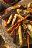 Испеченные печью фраи овоща Стоковые Фото