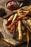 Испеченные печью фраи овоща Стоковое Фото