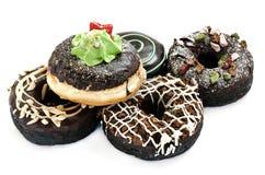 Испеченные причудливые donuts Стоковое Фото
