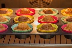 Испеченный в булочках печи Стоковые Фото