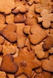 испеченный дом имбиря печений традиционный стоковые фото