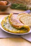 испеченный овощ хлеба Стоковые Изображения