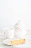 Испеченный домом торт меда Стоковые Изображения RF