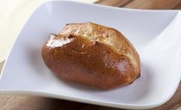 испеченный хлеб свежий Стоковые Изображения