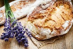 испеченный хлеб свеже традиционный Стоковые Фотографии RF