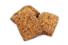 3 испеченных печенья Стоковая Фотография RF