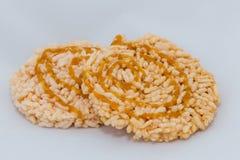 испечет рис тайский Стоковая Фотография RF