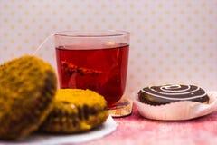 испечет чай Стоковое фото RF