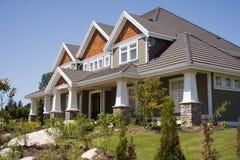 исполнительная дом высококачественная Стоковое Фото