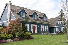 исполнительная дом высококачественная Стоковая Фотография