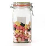 используемые помадки плодоовощ конфеты Стоковое Изображение