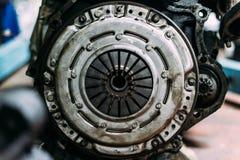 Используемый набор муфты grunge грязный стоковая фотография