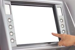 Используя ATM Стоковые Изображения