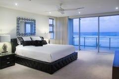 Исполнительная спальня Стоковое Изображение