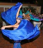 Исполнительница танца живота Стоковая Фотография RF
