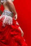 Исполнительница танца живота Стоковые Фото