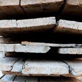 Используемая древесина конструкции Стоковое фото RF