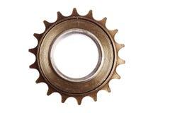 Используемое цепное цепное колесо Стоковое Изображение RF