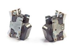 2 используемый выключатель Стоковое Фото