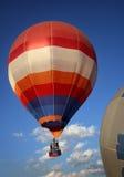 Использующие горячие воздух воздушные шары в Мьянме Стоковые Фотографии RF