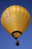 Использующий горячий воздух воздушный шар в Мьянме Стоковое фото RF