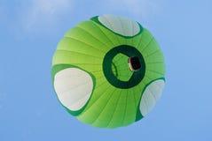 Использующий горячий воздух воздушный шар Стоковое Фото
