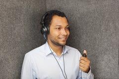 Испытание слуха Стоковые Фотографии RF