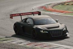 Испытание GT3 2016 Audi R8 LMS ультра на Монце Стоковые Изображения RF