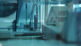 Испытания в современной медицинской лаборатории III акции видеоматериалы