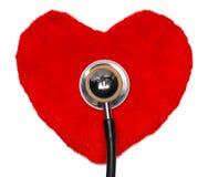 испытания сердца Стоковое фото RF