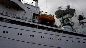 Исследовательское судно Kosmonavt Виктор Patsayev видеоматериал