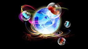 Исследование генетики науки сток-видео