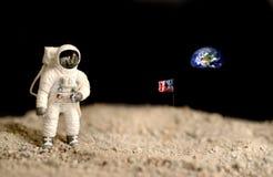 Исследование луны стоковое фото rf
