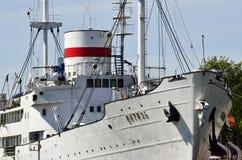 Исследовательское судно Vityaz Калининград, Россия Стоковые Изображения