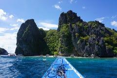 Исследовать красоту одичалой природы в Филиппинах Стоковая Фотография RF