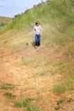 Исследовать мальчика твена стоковые фото