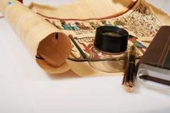Исследуйте историю Египта стоковое изображение rf