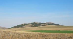 дистантные холмы Стоковая Фотография RF