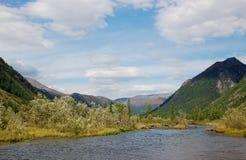 Истоки реки горы Стоковая Фотография RF