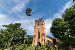 Историческая Англиканская церковь St Paul в Канди Стоковые Изображения RF